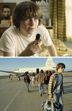 Almost Famous (2000)  A high-school boy is given the chance to write a story for Rolling Stone Magazine about an up-and-coming rock band as he accompanies it on their concert tour.