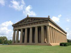 The Parthenon - Nashville, TN
