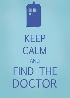 Doctor Who @Christina Childress Miles