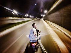 El #selfie más rápido del mundoooo!! #GoPRO #velocidad #motos #sobre2ruedas