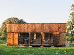 บ้านกล่องไม้
