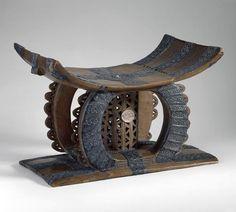 Yeb - Silk Thread Art | Inside African Art  |African Artifacts From Ghana