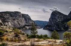 Yosemite NP - Hetch Hetchy Valley