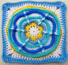 Petals of Spring - Pattern on Ravelry <>