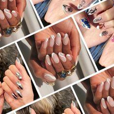 summer 2021 nail art ideas Summer Pedicure Colors, Best Summer Nail Color, Summer Nails, Subtle Nails, Funky Nails, Trendy Nails, Back To School Nails, Popular Nail Designs, Pedicure Designs