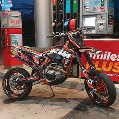 Ktm Dirt Bikes, Ktm Motorcycles, Off Road Bikes, Dirt Biking, Custom Motorcycles, Motocross Love, Enduro Motocross, Custom Street Bikes, Custom Sport Bikes