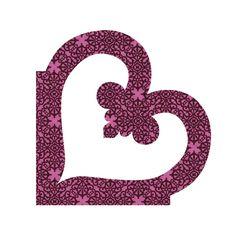 Sizzix.com - Sizzix Bigz Die - Heart Flourish
