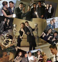 Bones and Booth moments collage - Bones Fan Art (7343339) - Fanpop
