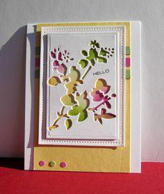 CC647  Guest Designer Sample- Priscilla's card