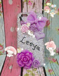 Crystal case by ichigo_deco
