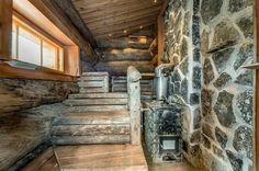 Kelohirsi sauna