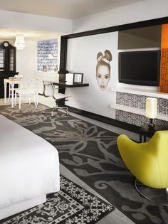 Marcel Wanders | interiors & building projects | Mondrian South Beach, Miami