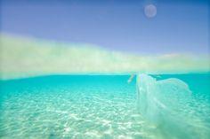 Aitutaki Lagoon, Cook Islands photographed by Lisa Michele Burns Tourism Industry, Bridal Shoot, Cook Islands, Travel Photographer, Landscape Photographers, Underwater, Burns, Lisa, Waves