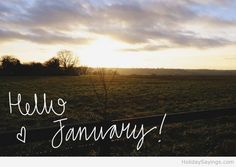 Love hello january 2015 wallpaper