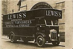 Birmingham, Lewis' Lorry