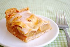 Apple Slice Bars  Made this for my father-in-law and it was a huge hit!