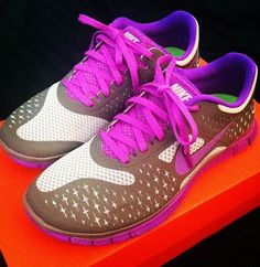 Nike frees @Melaney McClanahan-Dean whatcha think of these