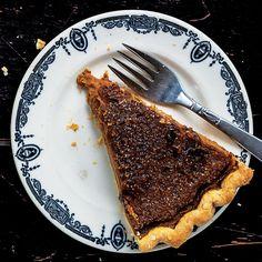 Maple Pumpkin Brûlée Pie | SAVEUR
