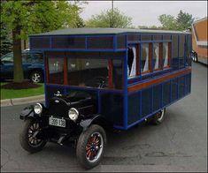 Chevrolet House Car