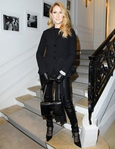 Is Celine Dion 2016's Most Stylish Star