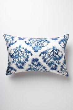 Morphology Silk Pillow - Anthropologie.com