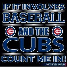 SO TRUE❤️❤️❤️❤️❤️❤️⚾️⚾️⚾️❤️ #chicagocubsbaseball Espn Baseball, Chicago Cubs Baseball, Baseball Mom, Softball, Baseball Stuff, Baseball Season, Baseball Players, Chicago Cubs Fans, Chicago Cubs World Series