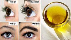 So werden deine Augenbrauen und Wimpern innerhalb kürzester Zeit dicker...