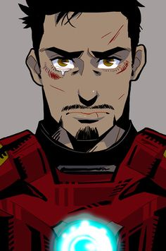 Tony Stark/Iron Man ^.^ <3