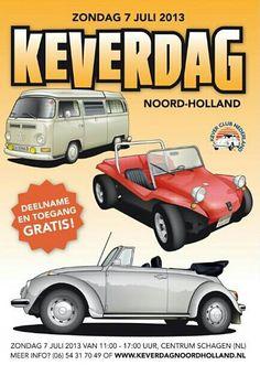 beetle meeting the Netherlands 7juli2013