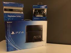 Hello, PS4
