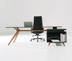 modern executive office desk - Google Search