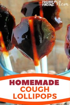 One of the worst moments of parenthood is seeing your child sick (coughing, wheezing, sore throat) and not being able to fix it right away. An all-natural remedy to help soothe a cough or sore throat are these Honey Flavored Homemade Cough Lollipops. This easy recipe takes just 8 steps to make and they are perfect for both kids and adults. #coughrememdiesforadults #coughremediesforkids #sorethroatreliefinstant #sorethroatremediesforadults Low Calorie Snacks, Low Calorie Recipes, Diabetic Recipes, Keto Recipes, Sore Throat Remedies For Adults, Cough Remedies For Kids, Healthy Meals For Kids, Kids Meals, Easy Meals