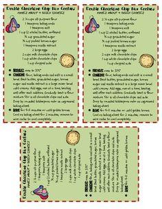 Cookie Exchange Recipe for school, work, or church cookie exchange!