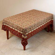 Spring Tablecloth Rectangular 60 X 90 Decor Indian Floral Cotton by ShalinIndia, http://www.amazon.com/dp/B00BLI6C6Q/ref=cm_sw_r_pi_dp_colzsb1TSEJ14
