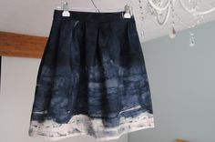 Fabric and styling inspiration for the Oliver + S Butterfly Skirt sewing pattern.