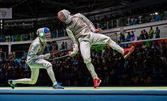 Rio 2016 Summer Olympic Games - Day 2 Fencing - Men's Foil Individual Carioca…