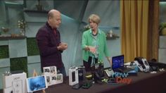 """NBC TV MORNING TALK SHOW MAY 20th, 2015. Metro Sling Plus™:  The ultimate carrying device for your iPhone 6 Plus or devices up to 6.5"""", including case.  Fits Samsung Galaxy S5 too! Great for travel, biking, hiking!"""
