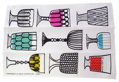 p-s | Rakuten Global Market: Marimekko (Marimekko) set of 2 kitchen towels KIPPIS Tea towel (kippis teatowel).