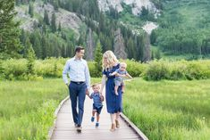 Utah Family Photographer - How cute are these two boys from the Powers Family session?