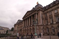 Royal Palace #Brussels