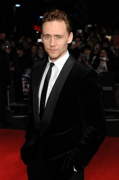 Because he can really wear a suit. Like, really. | 49 Reasons Tom Hiddleston Will Ruin You For Life