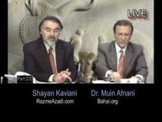 Broadcast 2 Pt 1/12 گفتگو با دکتر افنانی درباره دیانت بهایی