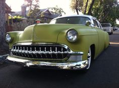 Fellas C.C. '53 Chevy