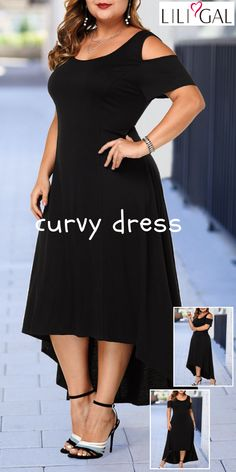plus size fashion for women, plus size swimsuits, plus size dresses, plus size outfits Curvy Girl Fashion, Diva Fashion, Plus Size Fashion, Dress Outfits, Dress Up, Fashion Outfits, Swing Dress, Pretty Outfits, Cute Outfits