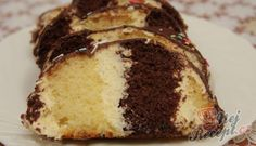 Recept Metrový koláč Czech Recipes, Sweet Cakes, Banana Bread, Muffin, Food And Drink, Cheesecake, Cooking Recipes, Baking, Breakfast