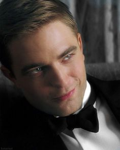 """Robert Pattinson as Jacob Jankowski from the movie """"Water for Elephants""""."""