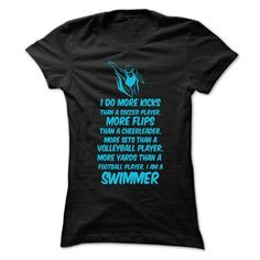 Awesome Football Lovers Tee Shirts Gift for you or your family member and your friend:  SWIMMER Tee Shirts T-Shirts
