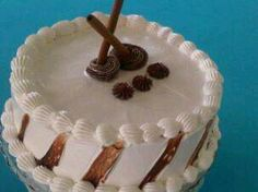 CAKE DE CHOCOLATE CON NUTELLA