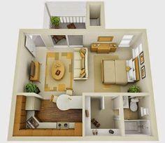 http://ijustlovetinyhouses.blogspot.com/2015/03/small-space-living_27.html