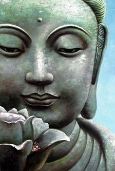 Buddah & Fiore di Loto